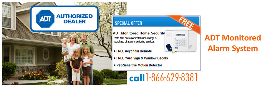ADT Alarm and Security Systems